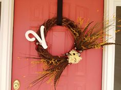 Lovin' The Outdoors: Fallin' in Love with Wreaths