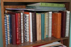 Upcycled Downriver: 26 Journals Over 26 Years