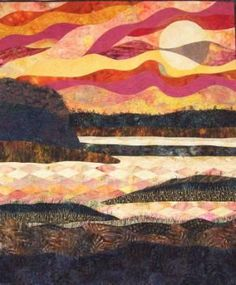 Sunset Reflections by Eileen Williams