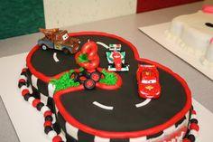 disney cars cake | Disney Cars Cake — Children's Birthday Cakes