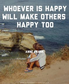 Whoever is happy will make others happy too.  #free #quote #template