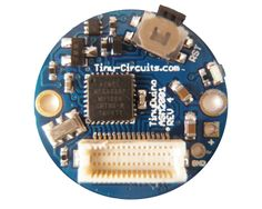 TinyCircuits - A Maker of Tiny Open Source Circuits for eTextiles and more.  Store opens December 2012.