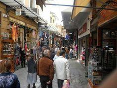 Monastiraki Athens Greece