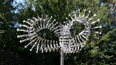 Dizzying New Wind Powered Kinetic Sculptures by Anthony Howe