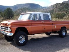60-66 Chevy And GMC 4X4s Gone Wild - Page 19 - The 1947 - Present Chevrolet & GMC Truck Message Board Network