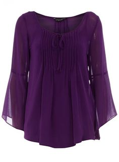 pretty purple shirt