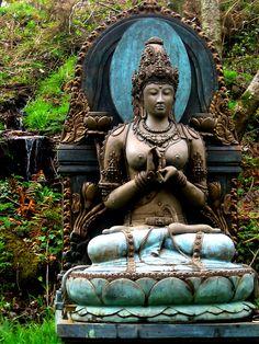. buddhism, spiritu, zen, buddhist art, statu, goddess, garden, buddha, leadership development