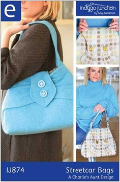 Streetcar Bag Sewing