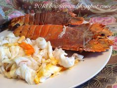 Beanie N Us!: User Experience: Baking and Grilling with the Philips Avance XL Airfryer. Another satisfied XL AIRFRYER owner. Lovely seafood recipes.