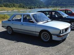 This authentic 1981 BMW Alpina B7 was imported from Germany and is all original according to the seller. It checks all the right boxes with full Alpina suspension and wheels, Sapphire Blue paint, a close-ratio 5-speed, and a limited slip differential. No need to source those Euro bumpers here. Available here on Craigslistin White Salmon, Washington for $24,500.