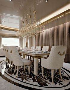 Unique dining room c