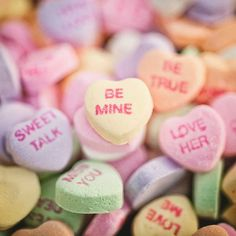 Candy Hearts Be Mine