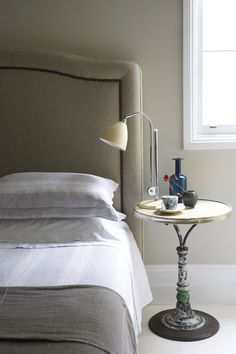 Justine Hugh-Jones Design | Master Bedroom | Est Magazine