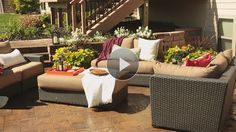 We have the best patio tips for your next update here: http://www.bhg.com/videos/m/84011554/backyard-patio-ideas.htm?socsrc=bhgpin080314backyardpatioideas