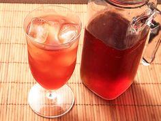 Sun Tea (the fridge!)