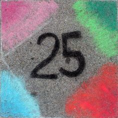 High School category — Square 90: '25th Anniversary' by Chinet Murray, Shamtoria Hall, and Mariele Thomas.