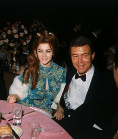 Ann-Margret has been married to Roger Smith since 1967. Smith, an actor who became her manager, is now semi-retired due to myasthenia gravis.