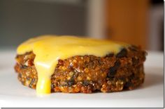 dinner, quinoa veggi, black beans, olive oils, food, fun recip, burger recipes, veggie burgers, veggi burger