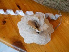 drop-cloth flower