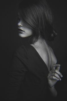 model, fashion, black white, inspir, beauti, portraits, hair, alexand kuzmin, photographi