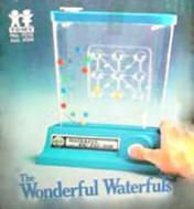 Wonderful Waterful by TOMY: I looooooved this toy!  I played with it over and over, even as an adolescent.  Great stuff, and no batteries!  Although I did have a bug craw in the open water tab one evening & the next morning i found a dead bug floating in this.  I was so freaked out and we couldn't get it out.  Creepy. lol