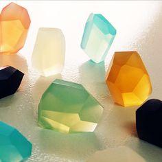 soap gems | pelle designs