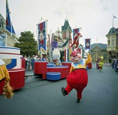 Step In Time: 'Mickey Mouse Parade' Kicks Off in 1982
