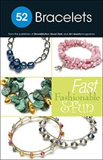52 different bracelet projects for only $9.95!