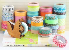 List of online places to get washi tape