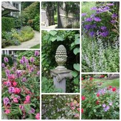 Meant to delight and appeal to your own personal taste, cottage gardens bring romance and color into even the smallest of spaces.