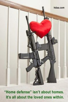 HOME DEFENSE is about the loved ones within!