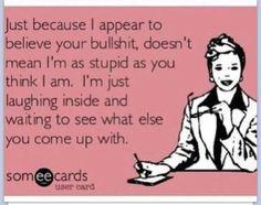 Exactly! Lol!