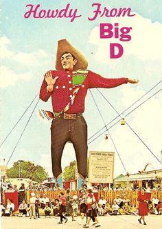 Big Tex from Big D