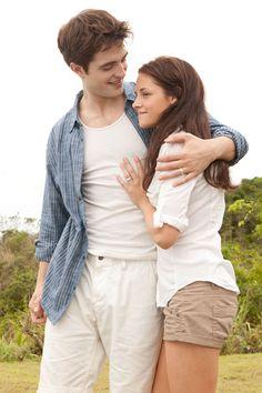 Breaking Dawn honeymoon.