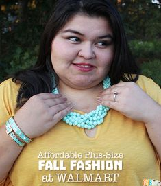 Mama Does Fashion: Affordable Plus-size Fall Fashion at Walmart