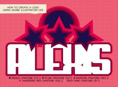 How to Create a Logo in Adobe Illustrator -- via wikiHow.com