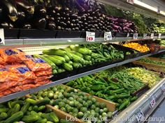 MyPlate on My Budget: Spend Less $$ on Produce
