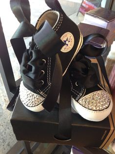 Baby Bling converse