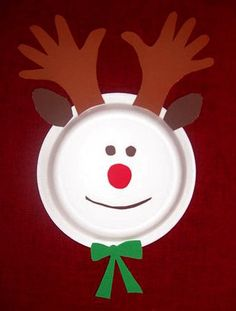 Xmas crafts on pinterest 2 year olds christmas crafts for Christmas craft ideas for 6 year olds