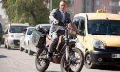 Let the sky fall. #Bond #007 #DanielCraig