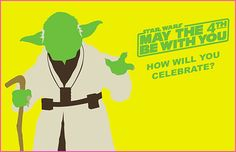 Happy Star Wars Day! May the fourth be with you...