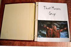 Bible Class Creations: Ten Plagues Photo Album
