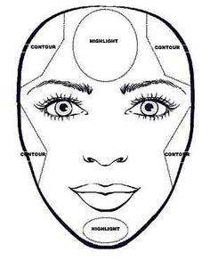 squar face, face shapes, heart face shape, mat, heart face contouring, face structur, contouring a heart shaped face