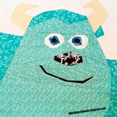 sully from Monsters and co