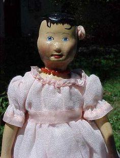 Hitty doll