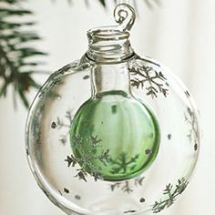 Genius ~~~~~Christmas Scented Ornament Balsam Essential Oil, 2 oz. Item # 34-262 $14.95