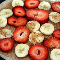 Peanut Butter, Strawberry, and Banana Quesedillas | 23 On-The-Go Breakfasts That Are Actually Good For You