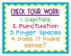 Writing Checklists house design, design room, design homes, student, anchor charts, write checklist, poster, writing checklist first grade, classroom ideas