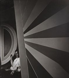 Frank Stella, 1967 (by Arnold Newman)