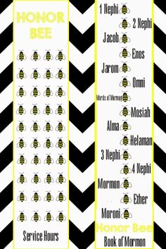 This-n-that; a little crafting: Honor Bee Book Mark